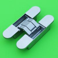 Buy cheap 180 Degree Zinc Alloy Three Way Adjustable Concealed Hinge product