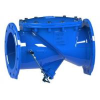 Buy cheap Hydraulic Cushion Swing Type Check Valve Ductile Iron Body No Clog Design product