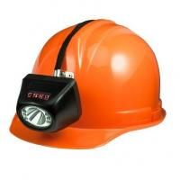 Buy cheap Cordless LED Miners Cap Lamp Explosion Proof / Flameproof For Chemical Industry product