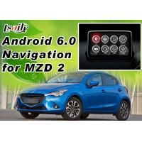 Buy cheap Plug &Play Android 6.0 Navigation Box for Mazda 2 3 5 6 CX-5 CX-3 etc. support from wholesalers