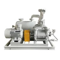 Buy cheap Liquid Ring Vacuum Pump Unit Low Speed Motor Energy Saving Reliable product