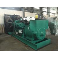 Buy cheap 1250KVA Industrial Diesel Generators Cummins Power KTA50-G3 product