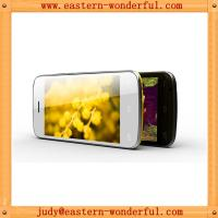 OEM 4''mtk6515 phone and build in 2G mobile phones with GSM/EDGE/GPRS:850/900/1800/1900