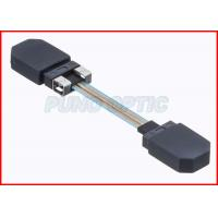 Buy cheap Multi Color MPO Fiber Optic Cable For Telecommunication Networks 0.5dB Loss product