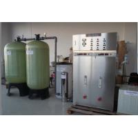 Buy cheap 1000 liters per hour alkalescent water ionizer incoporating with the industrial water treatment system product