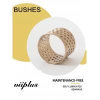Buy cheap Cusn8 Standard Oil hole Material Thrust Washers & Strips | Bronze bushings for Lifting gear product