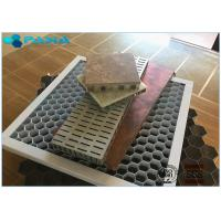 Buy cheap High Strength Aluminum Honeycomb Core For Train And High Speed Train Interior Panels product