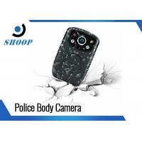 Buy cheap Military Law Enforcement Body Worn Camera With Night Vision High Resolution product
