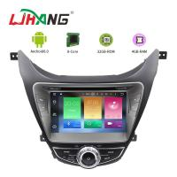 Buy cheap I35 Android 8.0 Hyundai Car DVD Player Dashboard With Steering Wheel Control product