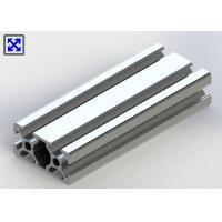 China GB Standard 20 * 40 T Slot Aluminum Profile For Light Duty Structure on sale