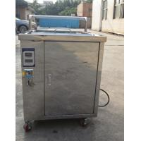 Buy cheap Mobile / Transportable Large Capacity Ultrasonic Cleaner Golf Club Sonic Cleaning Machine product