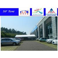 Buy cheap 10X15M white roof cover beautiful wedding party tent for wholesale product