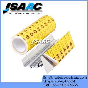 China Aluminium profile frame protective film and pvc ceiling film on sale