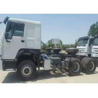 Buy cheap 40 - 50 Ton Heavy Prime Mover Tipper , 290 HP Diesel Engine 6x4 Prime Mover product