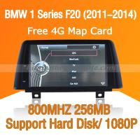 Buy cheap BMW 1 F20 Multimedia Player with GPS Navigation Digital TV product