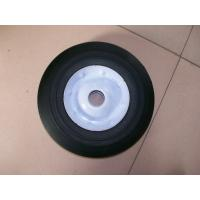 Buy cheap 12 inch solid rubber wheel product