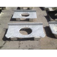 Buy cheap Kitchen / Bathroom Marble Stone Countertops 96′′ X 26′′ / Custom Size product