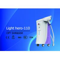 Buy cheap Stationary Q Switched Nd Yag Laser Machine For Tattoo / Freckle / Pigment Removal product