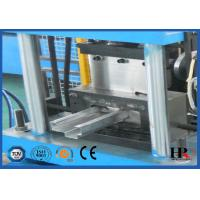 Buy cheap Door Frame Making Machine , Galvanized Steel Sheet Roll Forming Machine product