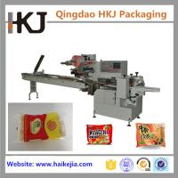 Buy cheap Automatic Horizontal Pouch Packaging Machine For Food,Chips and Paper from wholesalers