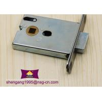 Buy cheap Office Building Toilet Mortise Door Lock Italian / European Mortise Lock Body product