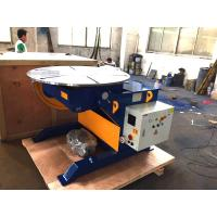 China 2200lbs Tilt / Turn Pipe Welding Positioners With Hand Control Box on sale