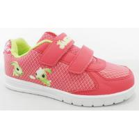 China PU Upper / RB Sole Lightweight Tennis Shoes Customized For Girls Autumn on sale