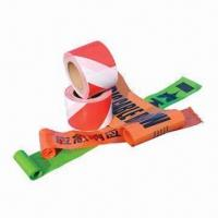 Buy cheap PE warning tape, non-adhesive product