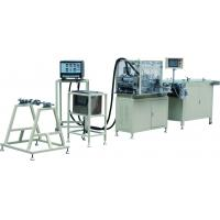Buy cheap Quick Melt PU Filter Pleating Machine High Performance 1 Year Warranty product
