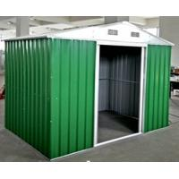 Buy cheap Metal Garden Shed for tools in garden light weight made in China product