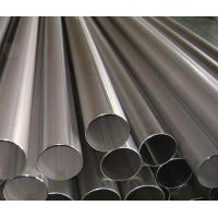 Buy cheap 316 Pickled Polishing Stainless Steel Pipe Thickness 1.25mm ~ 30mm For Medical Equipment product