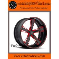 Buy cheap Automobile Two Piece Forged Wheels / Mercedes Benz Alloy Wheels product