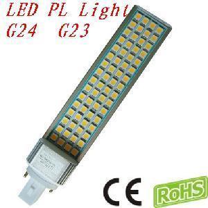 Buy cheap 7W/9W/11W/13W E27/G24 AC85-265V LED Pl G24 Lamp/downlight pl g24 product