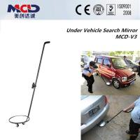 Buy cheap Lightweight Telescopic Under Vehicle Inspection Mirror Used For Police / Army product