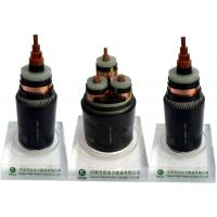 Buy cheap high voltage electric cable,xlpe insulated pvc sheath power cable,Copper Conductor XLPE Insulated Steel Wire Armored Power Cable product