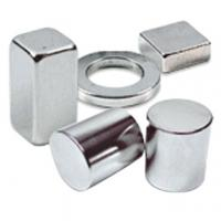 Buy cheap OEM N52 block sintered ndfeb magnetic magnet with high coercive force product