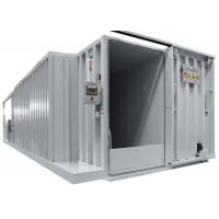 Quality Vegetables / Fruits Storage Refrigeration Cold Room Equipment Energy Saving for sale