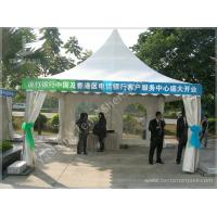 China Outdoor Aluminum Frame High Peak Tents , Pagoda Corporate Event Tent on sale