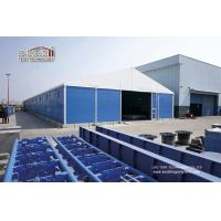 China Temporary Industrial Storage Tents on sale