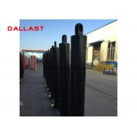 Buy cheap Retractable Stages Heavy Dump Truck Hydraulic RAM Hydraulic Cylinder product