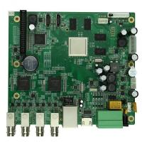Buy cheap Fully Turnkey PCB Assembly Services FR4 Material Copper 1OZ HASL Surface Finish product