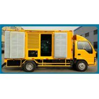 Buy cheap 30 KW Truck Mounted Generator Sets 41KVA 4 Cylinder For Emergency Power product