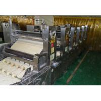 Buy cheap 50HZ Frequency Instant Noodle Line  , Industrial Noodle Making Equipment product