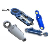 Buy cheap Industrial Equipment Double Acting Hydraulic Ram Piston Chromed Cylinder Calculation Formula product
