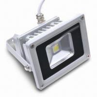 Buy cheap 10W 800lm LED Floodlight with IP65 Protective Grade and120° View Angle product