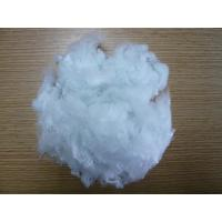 Buy cheap 2.25D 5.8GPD  51/76mm Regenerated Polyester Staple Fibre for Length Deviation ±5 product