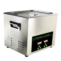 Buy cheap 10L Surgical / Dental Ultrasonic Digital Cleaner 28 KHz With Heating Device product