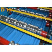 Buy cheap Self Lock Sheet Roof Roll Forming Machine , Roof Panel Roll Forming Machine product