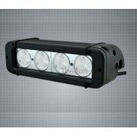 Quality 40 Watt 8 Inch Single-Row CREE LED Light Bar SXS Light bar for 4X4 off-Road for sale