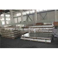 Buy cheap BV Approval 316L Stainless Steel Sheet Cold-Rolled Steel Plate 1219mm for decorative product